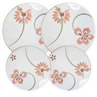 Corelle Coordinate Pretty Pink Round Burner Covers